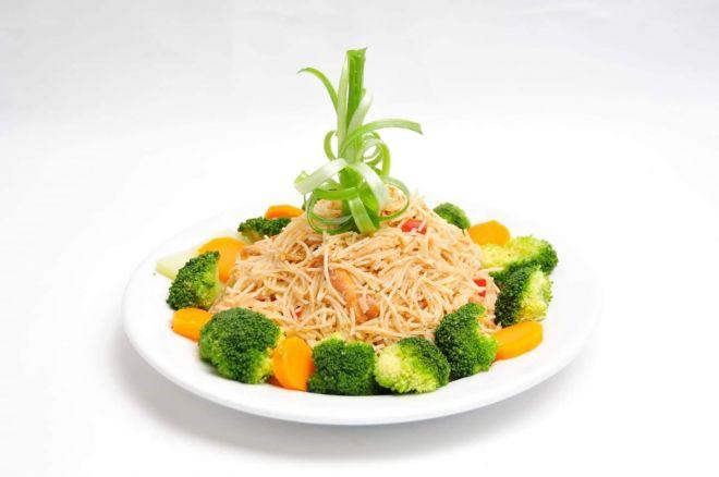 spaghetti arrangement